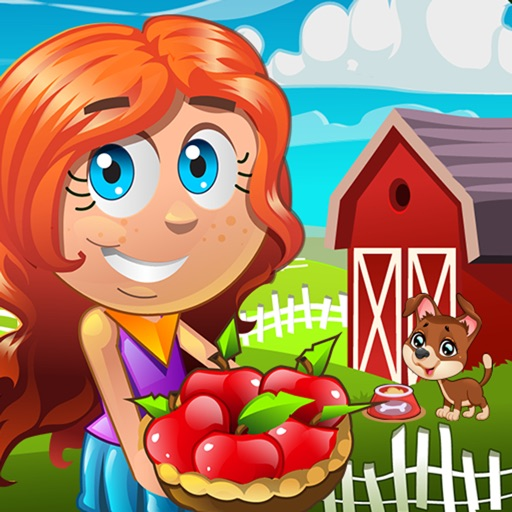 Farm Games Simulator - Country Animals Tycoon Day iOS App