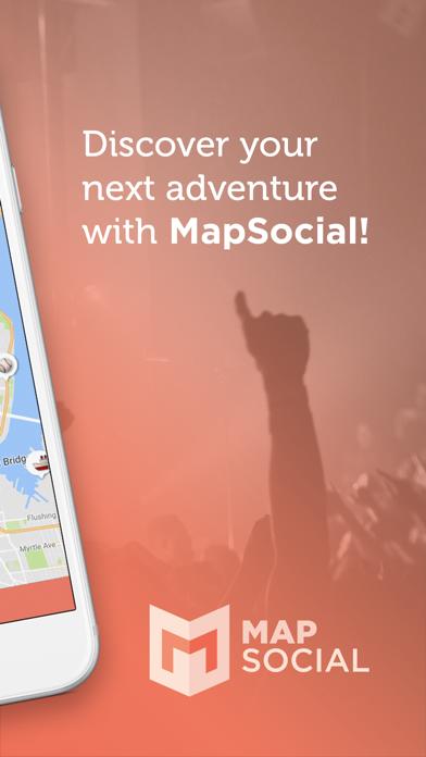 点击获取MapSocial - Discover What