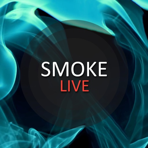 Smoke Live wallpapers & backgrounds for iPhone