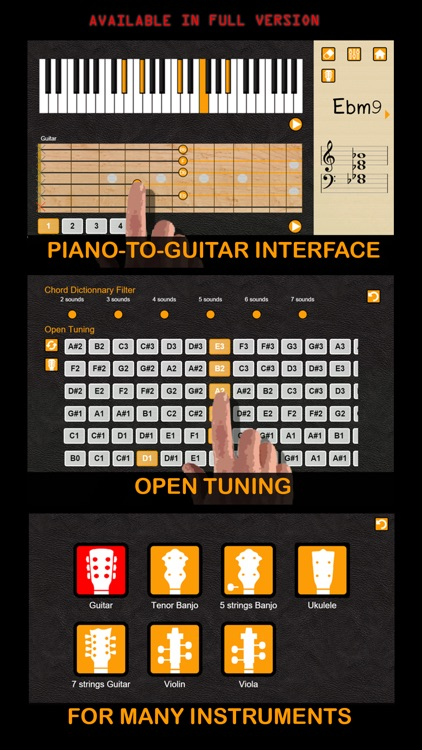 Chord Analyser by Nicolas FOUDRAL