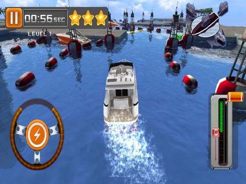 3D яхты Лодка Парковка игры - Лодка Парковка и для iPad