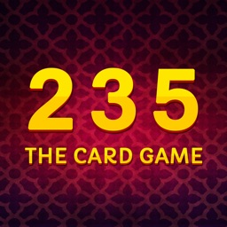 Two Three Five of 3 2 5 ( 2-3-5 ) Trump Card Game