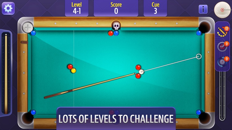 Billiards Master ! screenshot-3