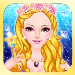 Elegant goddess dress up - Princess Makeup Games