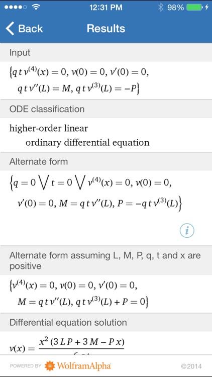 Wolfram Mechanics of Materials Course Assistant screenshot-4