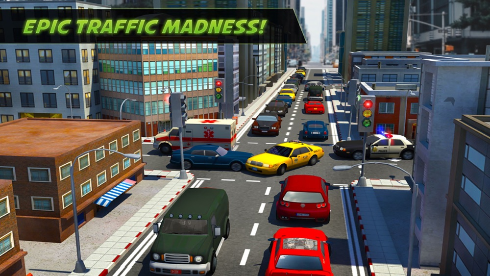 City Traffic Control Rush Hour Driving Simulator Cheat Codes