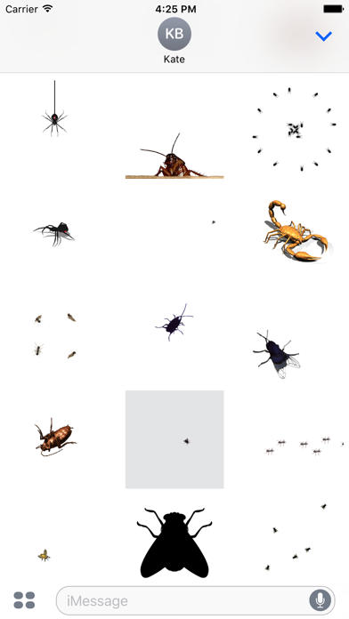 Animated Bugs screenshot three