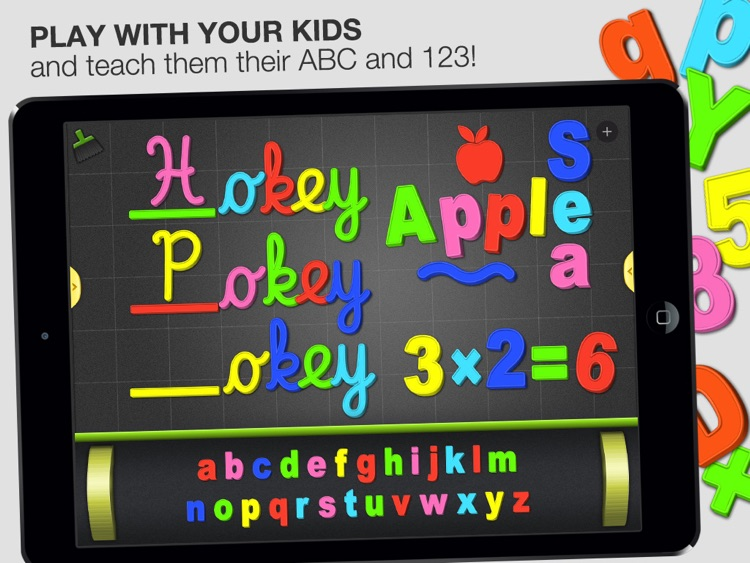 ABC - Magnetic Alphabet HD for Kids screenshot-0