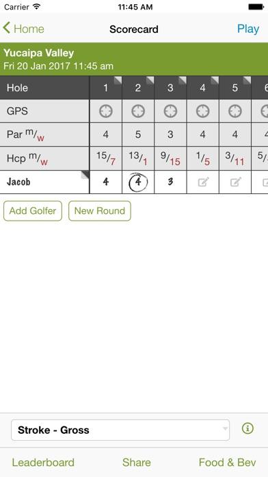 Yucaipa Valley Golf Club screenshot 4