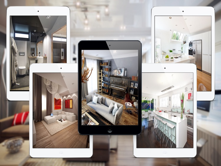 Home & Interior Design Ideas for iPad