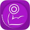 ダンベル上腕二頭筋上腕三頭筋は、ワークアウトルーチン演習します - iPhoneアプリ