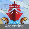 i-Boating:Argentina Marine Charts &Navigation Maps