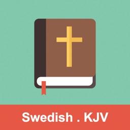 Swedish KJV English Bible