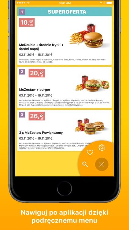 Kupony do McDonald's Lite screenshot-4
