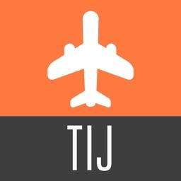 Tijuana Travel Guide and Offline Street Map