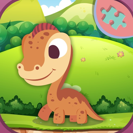 dinosaurs jigsaw puzzle game