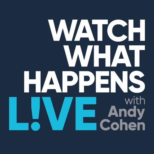 Watch What Happens Live Stickers