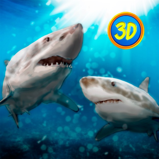 Shark Family Simulator Full icon