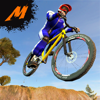 Purple Cow - Mayhem Mountain Bike Downhill BMX Racing 2017 artwork