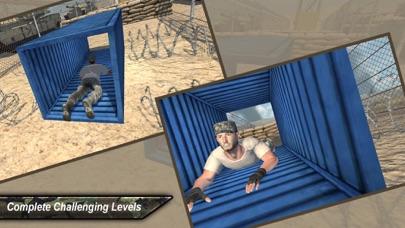 美国陆军特种兵训练 3D-军事学院 App 截图