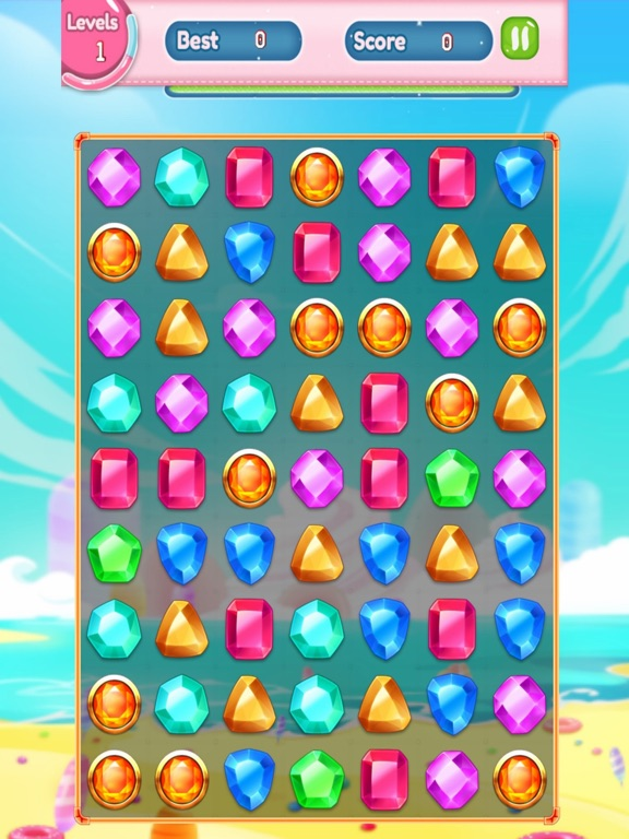 Sea Diamond Fever HD screenshot 4