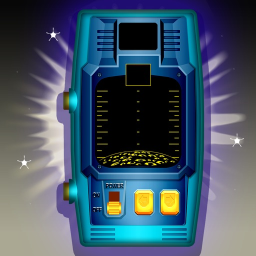 Missile Invader -  retro handheld emulation