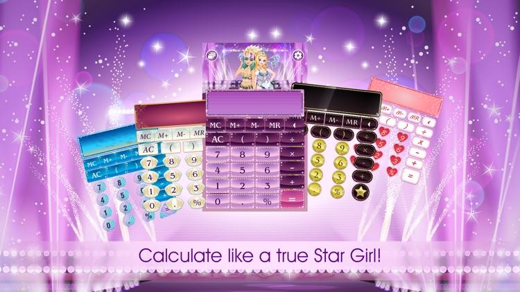 Star Girl Calculator screenshot-3