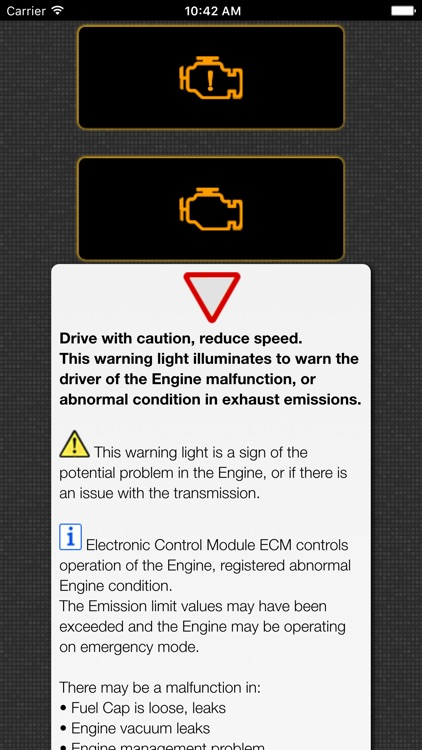 Land Rover - Range Rover Warning Lights & Problems screenshot-2