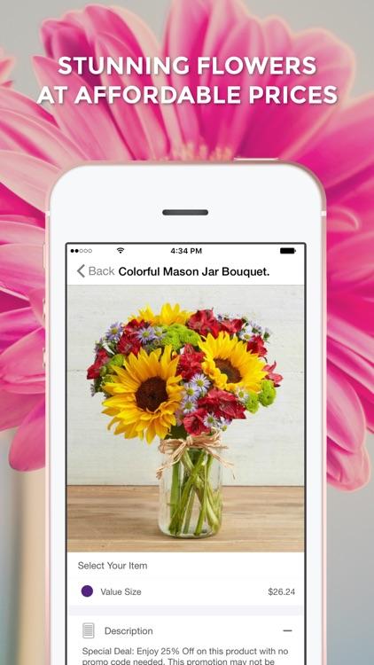 Florists: Fruit Arrangements & Flowers screenshot-4