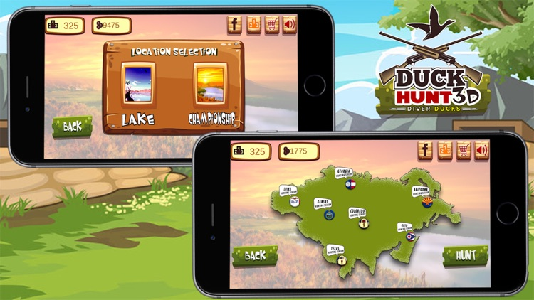 Duck Hunting 3D: Diver Ducks Open Hunting Season
