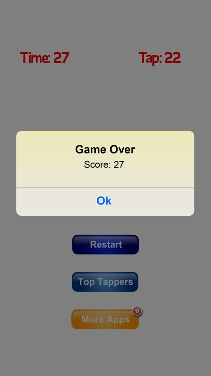 Speed Tapping Game screenshot-3