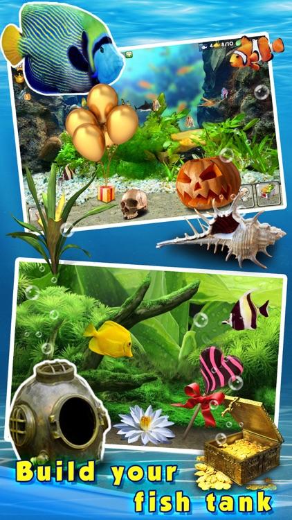 Aquarium : Fish Family Games screenshot-3