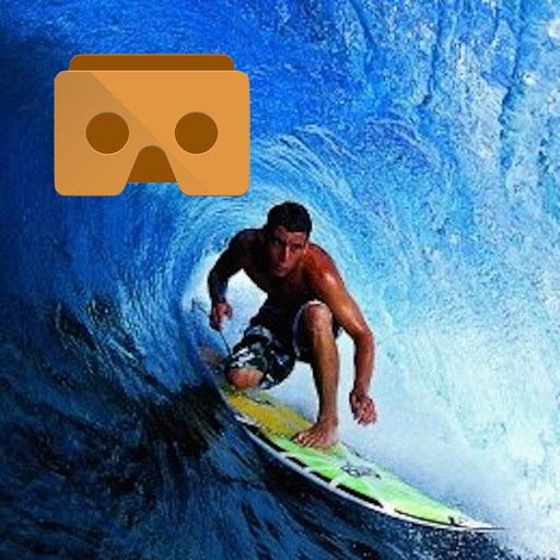 VR Surf PRO with Google Cardboard