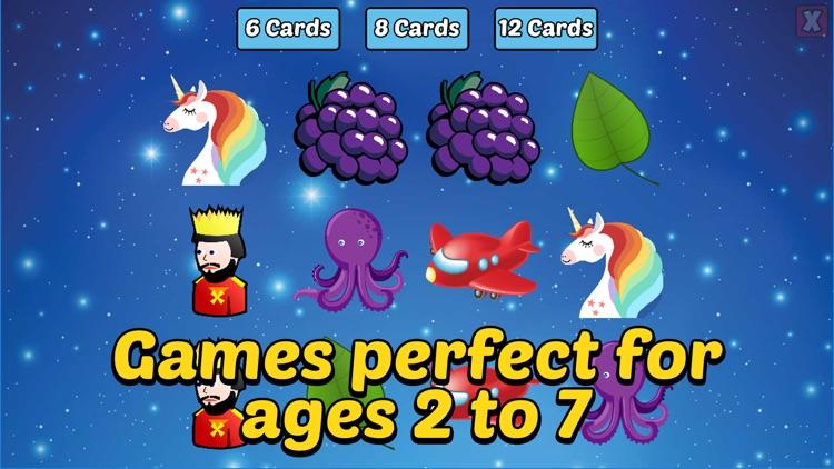 Preschool and Kindergarten Learning Games (SE) screenshot-4