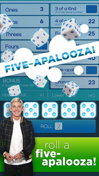 Dice with Ellen - A Fun New Dice Game! screenshot-3