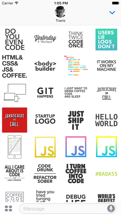 DVLPR Stickers - Stickers for Programmers