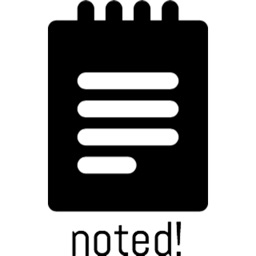 Noted Notepad