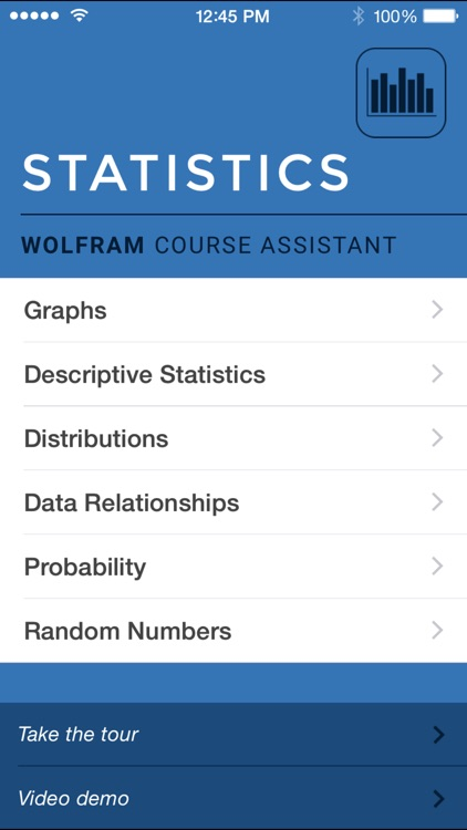 Wolfram Statistics Course Assistant screenshot-0