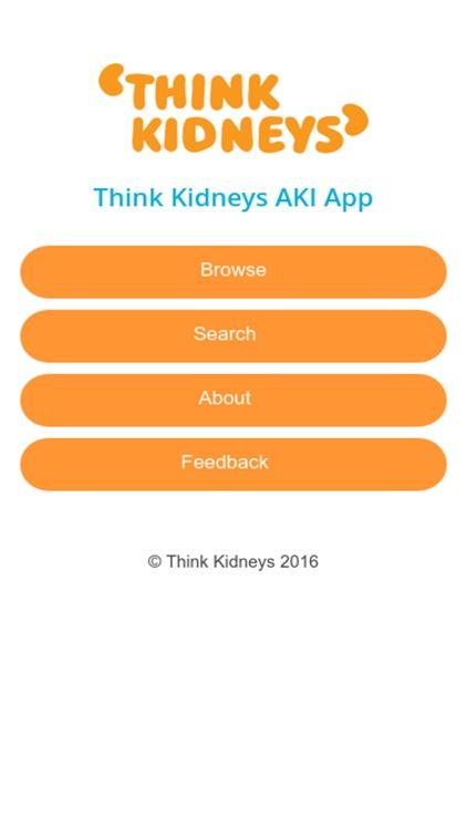 Think Kidneys