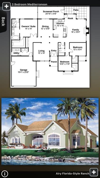 House Plans - Florida
