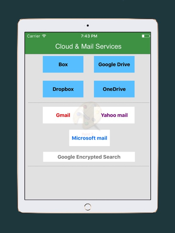 Cloud - Mail for GoogleDrive,Dropbox,Box,Onedrive | App Price Drops