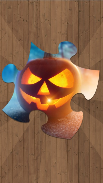 Halloween Jigsaw Puzzles Game screenshot-0