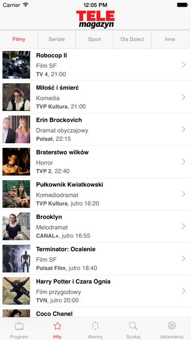 Program TV Telemagazyn screenshot three