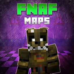 FNAF Maps for Minecraft Pocket Edition(Add-on)