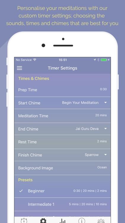 Meditation Timer screenshot-4