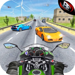 Moto Fast Driver Game