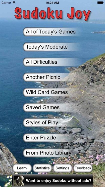 Sudoku Joy