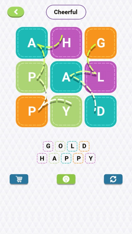 Wordzzle - Word Search Puzzle screenshot-3