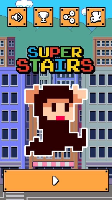 動作 遊戲 - 超級 樓梯 -屏幕截圖3