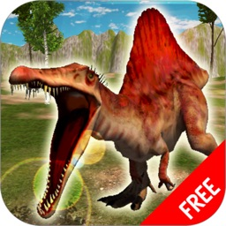 Spinosaurus Simulator   Dinosaurs Fighting World